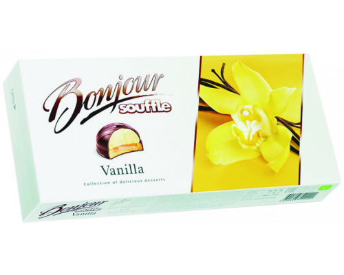 Суфле ТМ Bonjour (Бонжур) Souffle Vanilla, 232 г