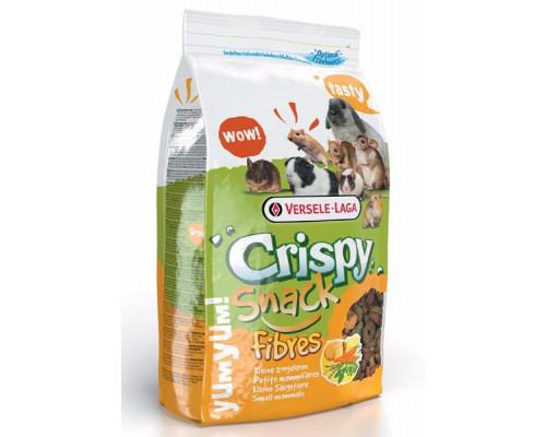 Корм для грызунов Versele-Laga (Верселе-Лага) дополнительный с клетчаткой Crispy SnackFibres 650 г