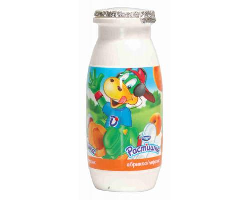 Йогурт Danone Растишка витамины+минералы земляника 1,6% 90г