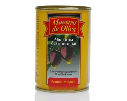Маслины без косточки TM Maestro de Oliva (Маэстро де Олива)