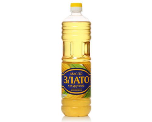 Кукурузное масло рафинированное ТМ Злато дезодорированное
