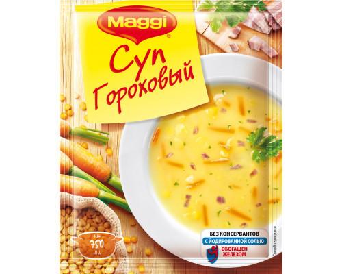 Суп гороховый Maggi, 49 г