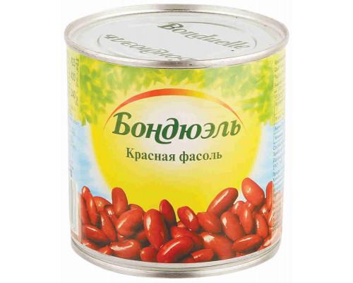 Фасоль красная Бондюэль 425мл ж/б
