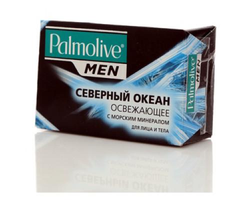 Мыло туалетное Северный океан освежающее с морским минералом для лица и тела ТМ Palmolive (Палмолив)