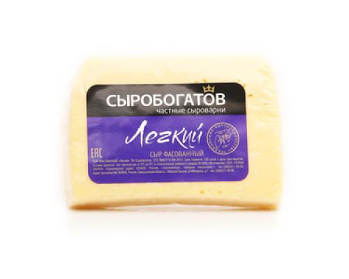 Сыр Легкий ТМ Сыробогатов
