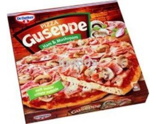 Пицца ТМ ТМ Dr.Oetker (Др.Оеткер), ветчина и грибы Guseppe (Джузеппе), 425 г