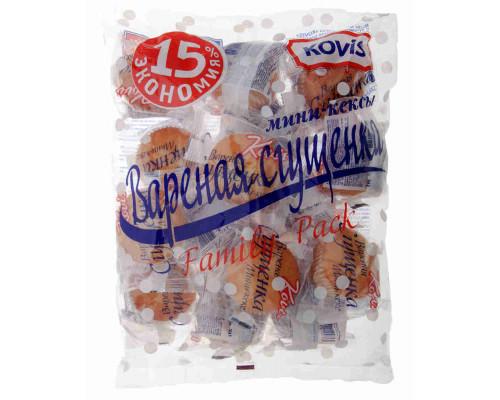Кекс Раменский КК Ковис мини вареная сгушенка 470г