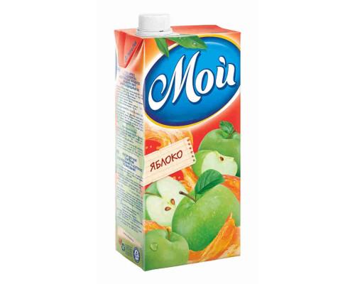 Нектар Мой яблоко 0.95л т/п