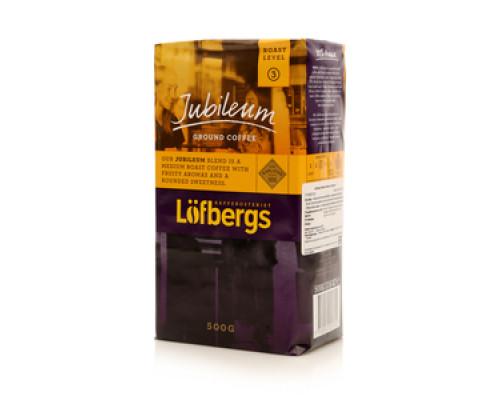 Кофе натуральный жареный молотый ТМ Lofbergs (Лофбергс)