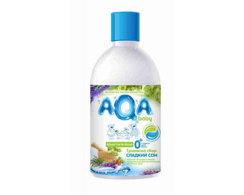 Травяной сбор д/купания малышей AQA Baby Сладкий сон 300мл