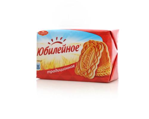 Печенье витаминизированное традиционное ТМ Юбилейное