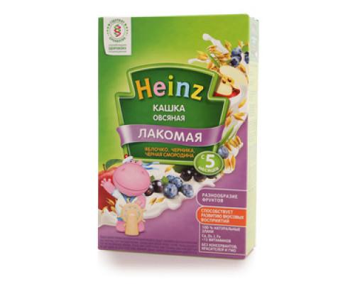 Кашка овсяная Лакомая ТМ Heinz (Хайнц)