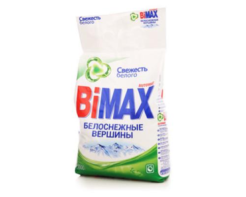 Стиральный порошок автомат Белоснежные вершины ТМ BiMax (БиМакс)