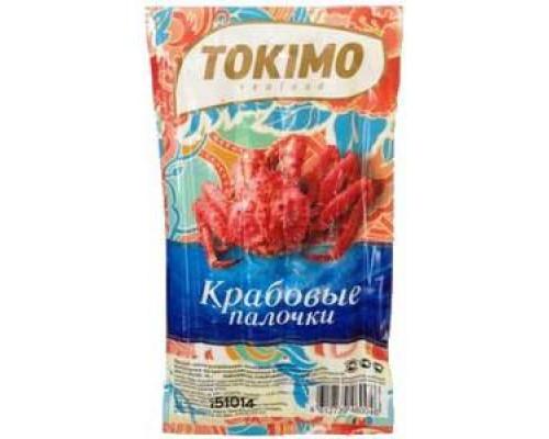 Крабовые палочки ТМ Токимо замороженные