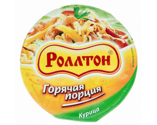 Лапша Роллтон куриная 65г ст