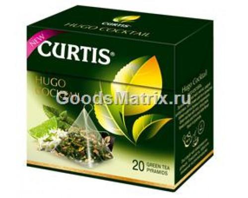 Чай зеленый ТМ Curtis (Кёртис) Hugo Cocktail, 20 шт.