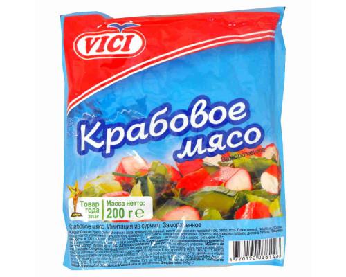 Сурими мясо, с/м  VICI, 200 гр.