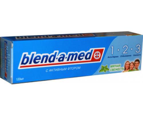 Зубная паста Blend-a-med Мягкая свежесть