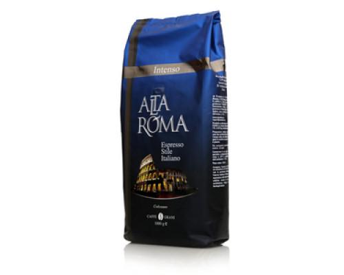 Кофе жареный в зернах ТМ AltaRoma (Альтарома) Intenso, 1 кг