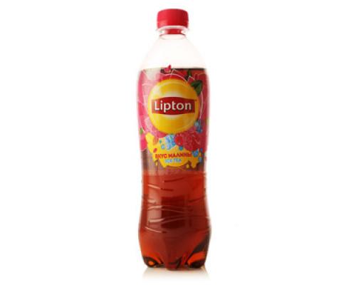Холодный чай со вкусом малины ТМ Lipton (Липтон)