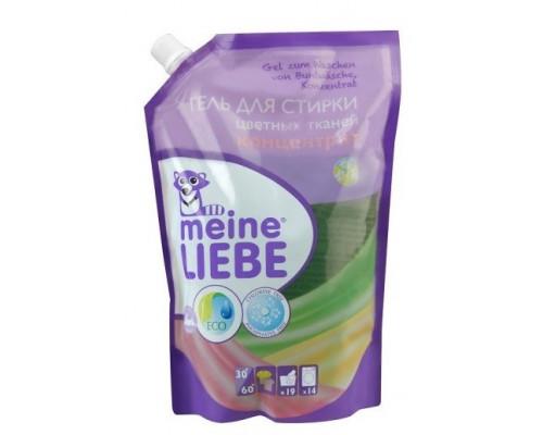 Гель для стирки ТМ Meine Liebe (Майн Либе), для цветных тканей, концентрат, 750 мл