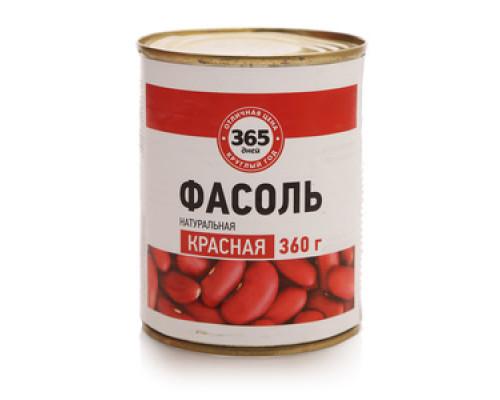 Фасоль красная ТМ 365 дней