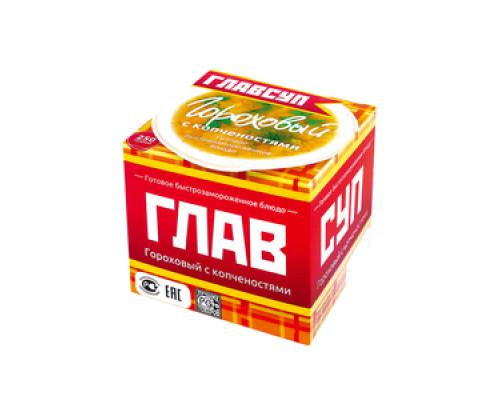 Суп гороховый с копченостями ТМ Главсуп