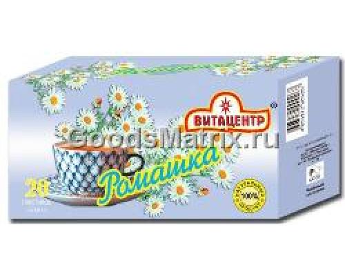 Напиток чайный ТМ Витацентр, ромашка, 20х1,5 г