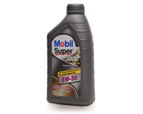 Масло моторное синтетическое 3000 ТМ Mobil Super (мобил супер)