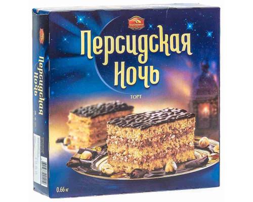 Торт Черёмушки Персидская ночь 660г
