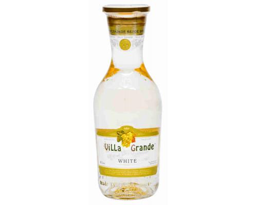 Вино Вилла Гранде бел п/сл 10.0%-12.0%МКШВ 1л