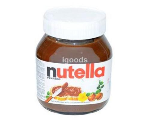 Ореховая паста с добавлением какао ТМ Nutella (Нутелла)