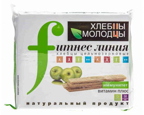 Хлебцы-Молодцы Фитнес-Линия Иммунитет витамин+ 100г