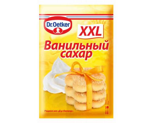 Сахар Dr.Oetker ванильный, 40г