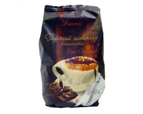 Горячий шоколад ТМ Favorite (Фаворит) классический, 500 г